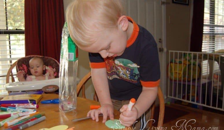 Homeschool Preschool: Our Current Approach