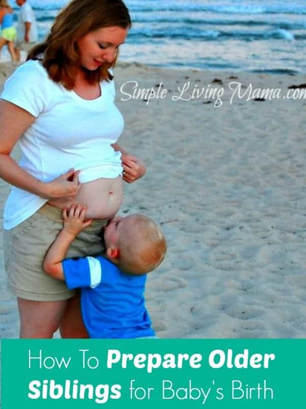 How To Prepare Older Siblings for Baby's Birth