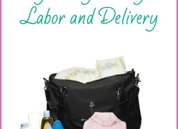 Preparing for Baby's Birth – What To Pack in the Diaper Bag