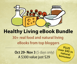 Healthy Living eBook Bundle Sale!