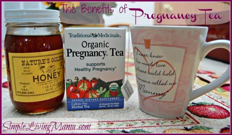 The Benefits of Pregnancy Tea