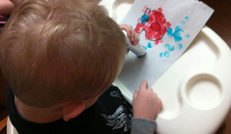 November – Homeschool Preschool Week in Review