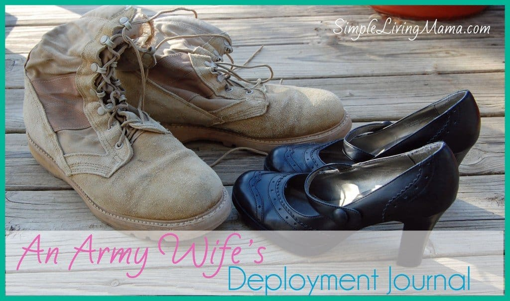 deployment journal