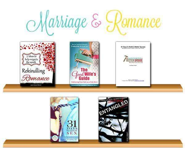 marriage and romance