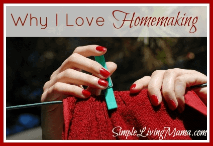 lovehomemaking