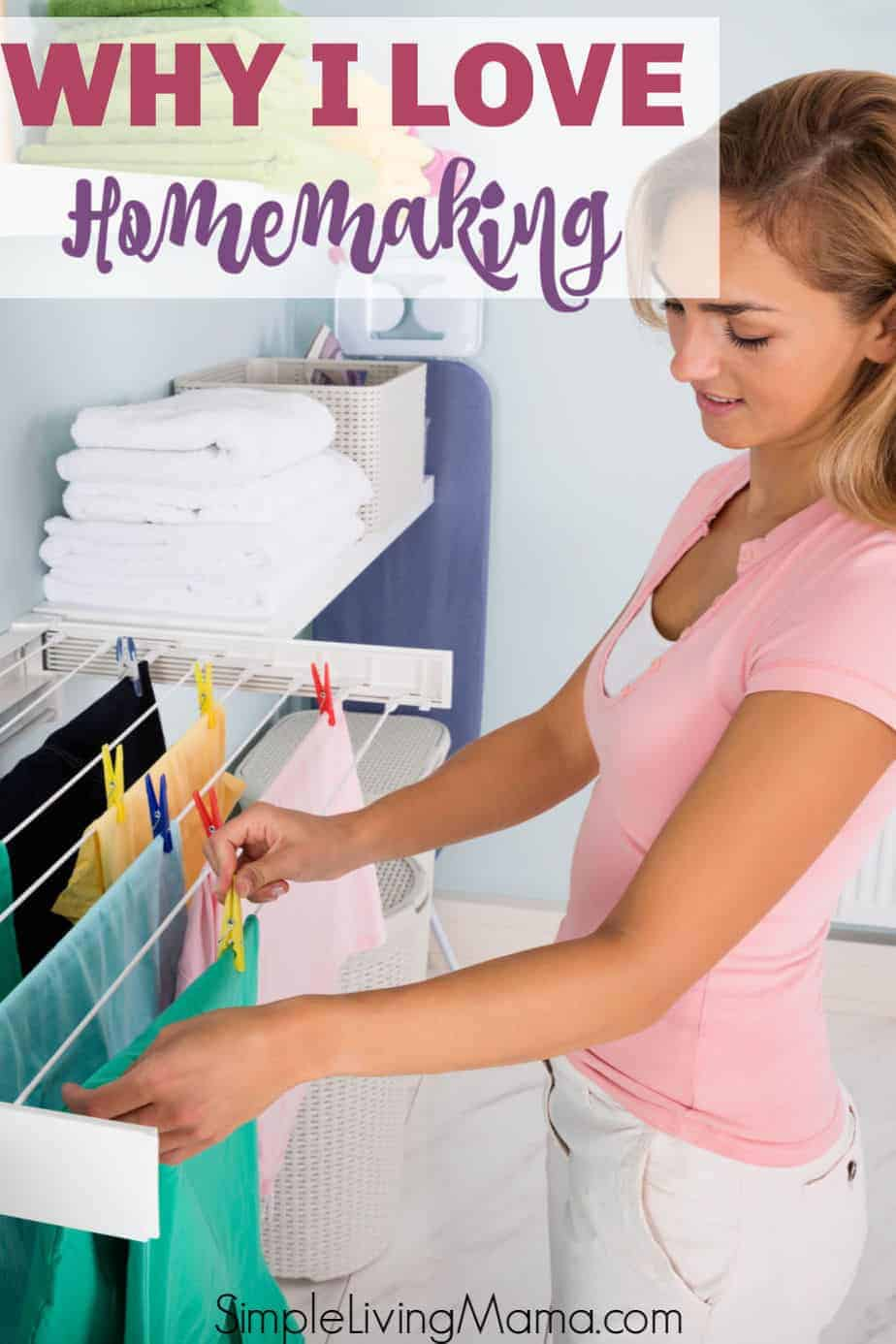 How to be a happy homemaker