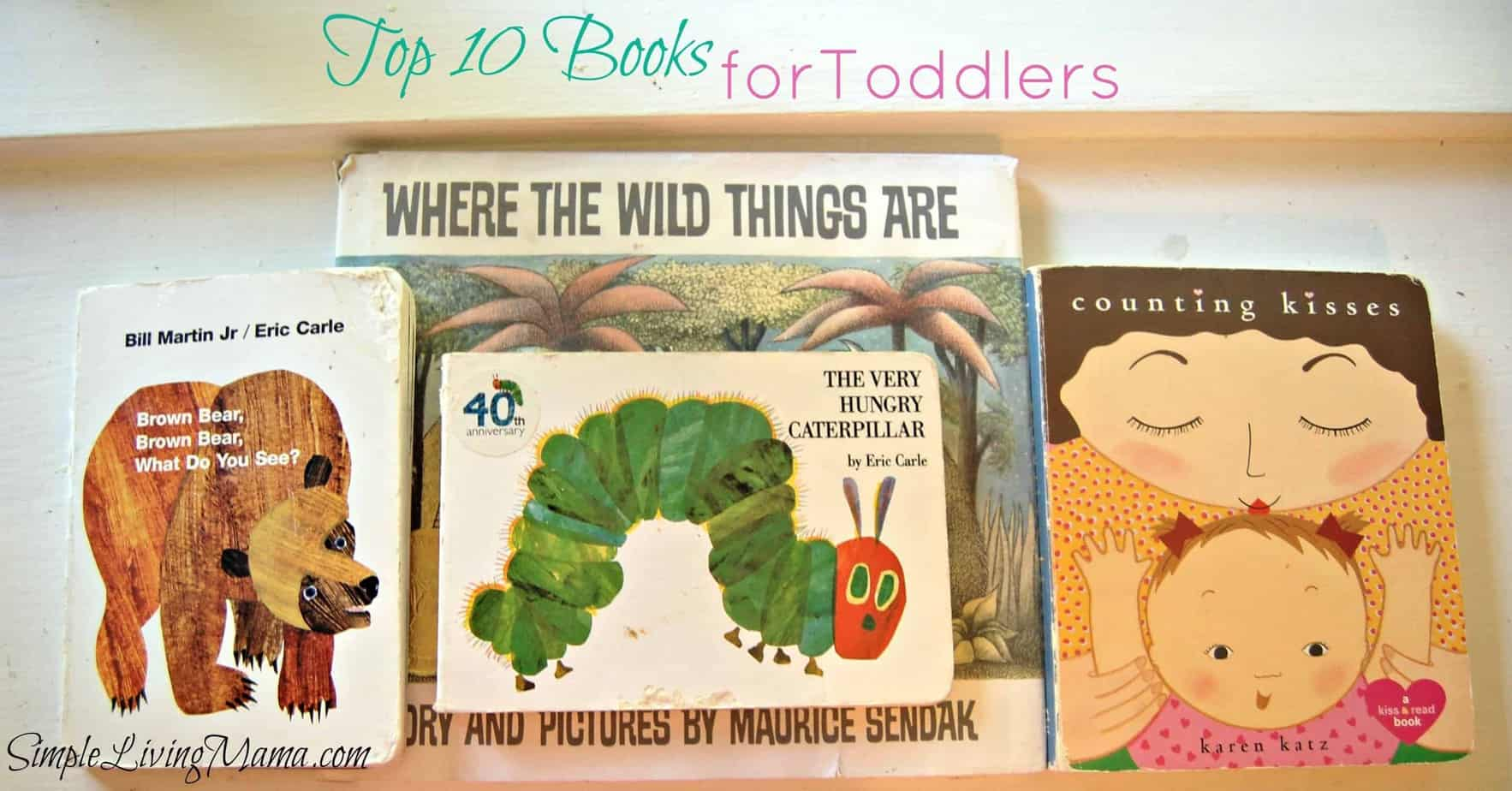 how to make a toddler book