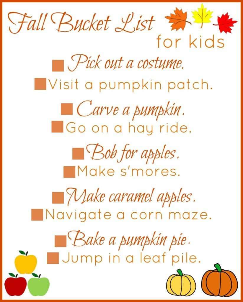 fall bucket list2