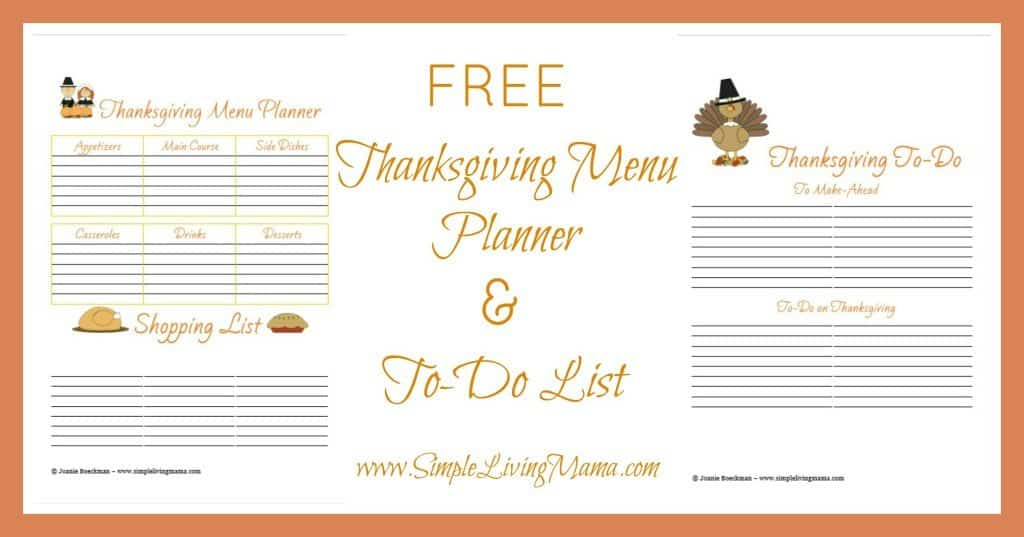 It is a picture of Printable Menu Planner with calendar