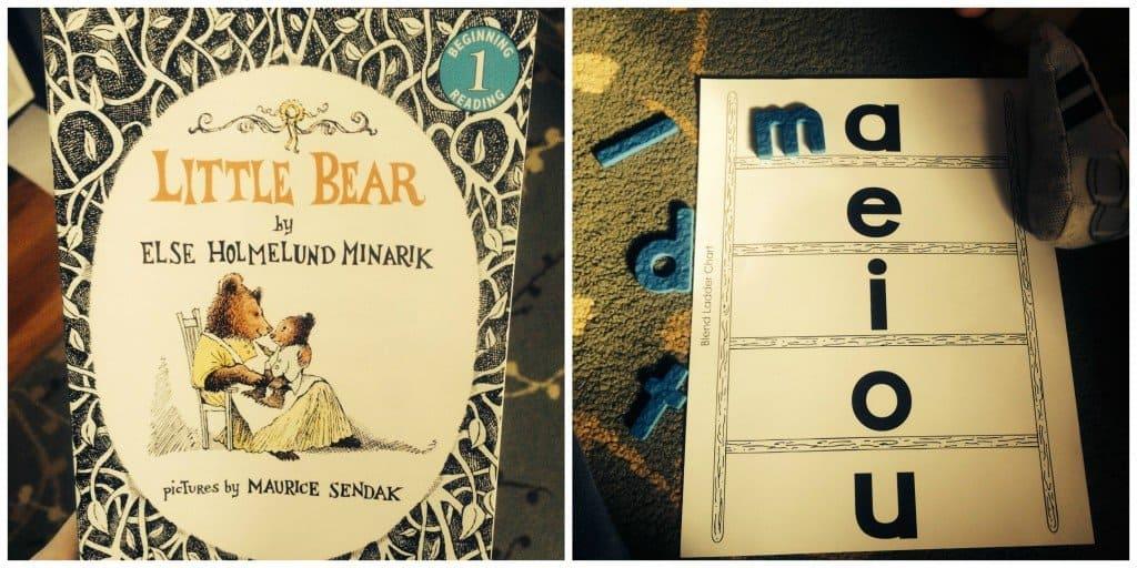 little bear reader