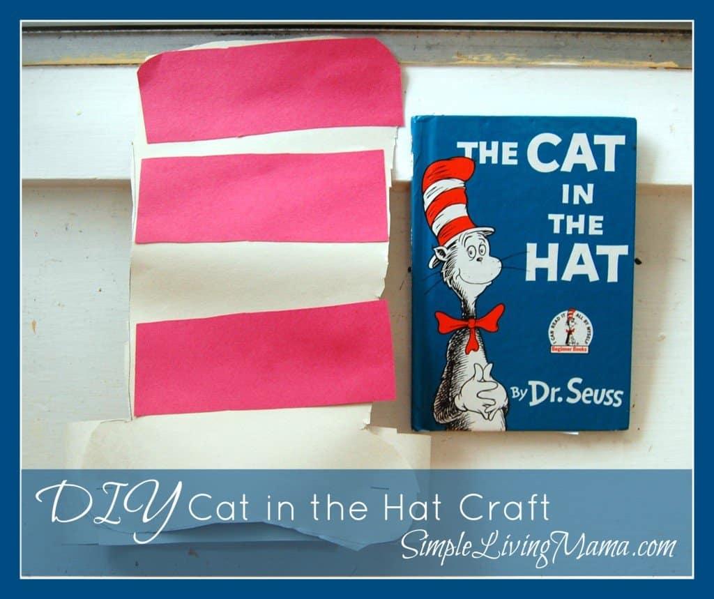 cat in the hat craft
