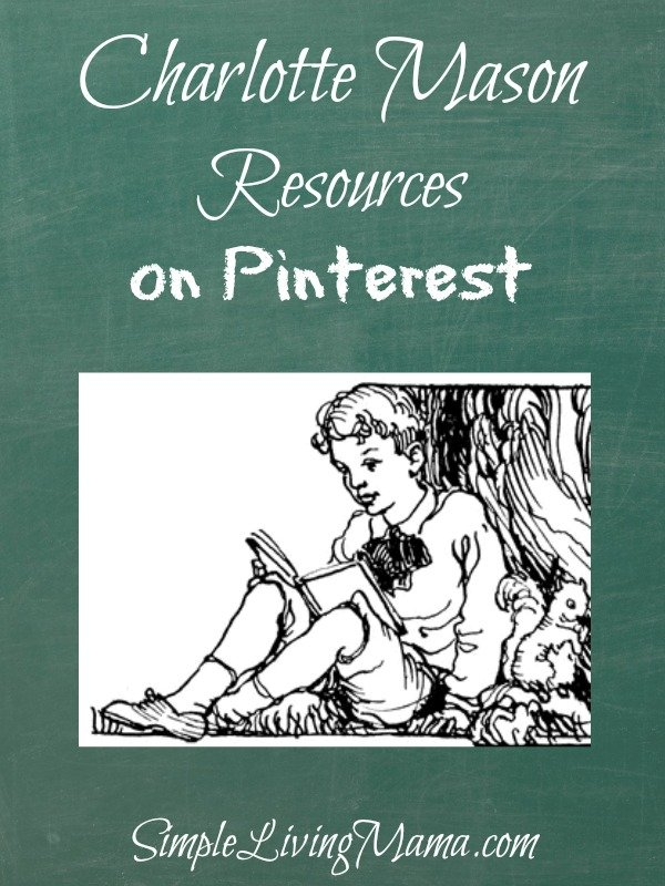 charlotte mason resources