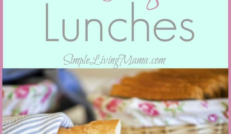 10 Quick and Frugal Lunches