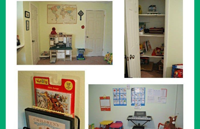 Homeschool Room Organization – Life: Simplified