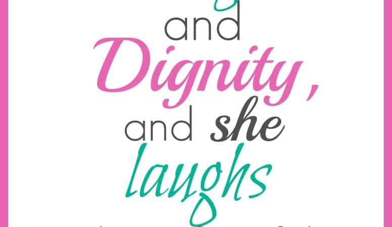 Printable Proverbs 31 Scripture Cards