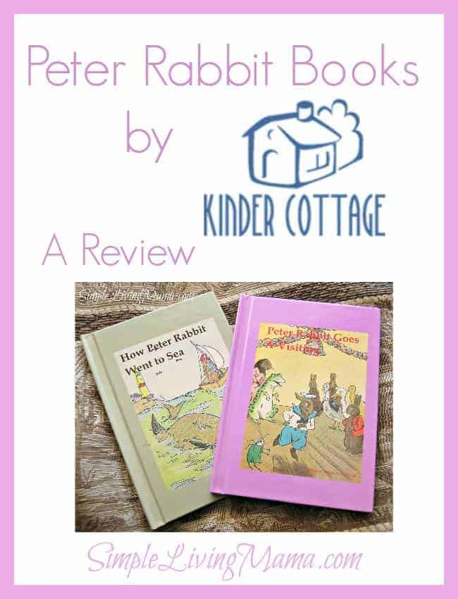 Peter Rabbit Books Review