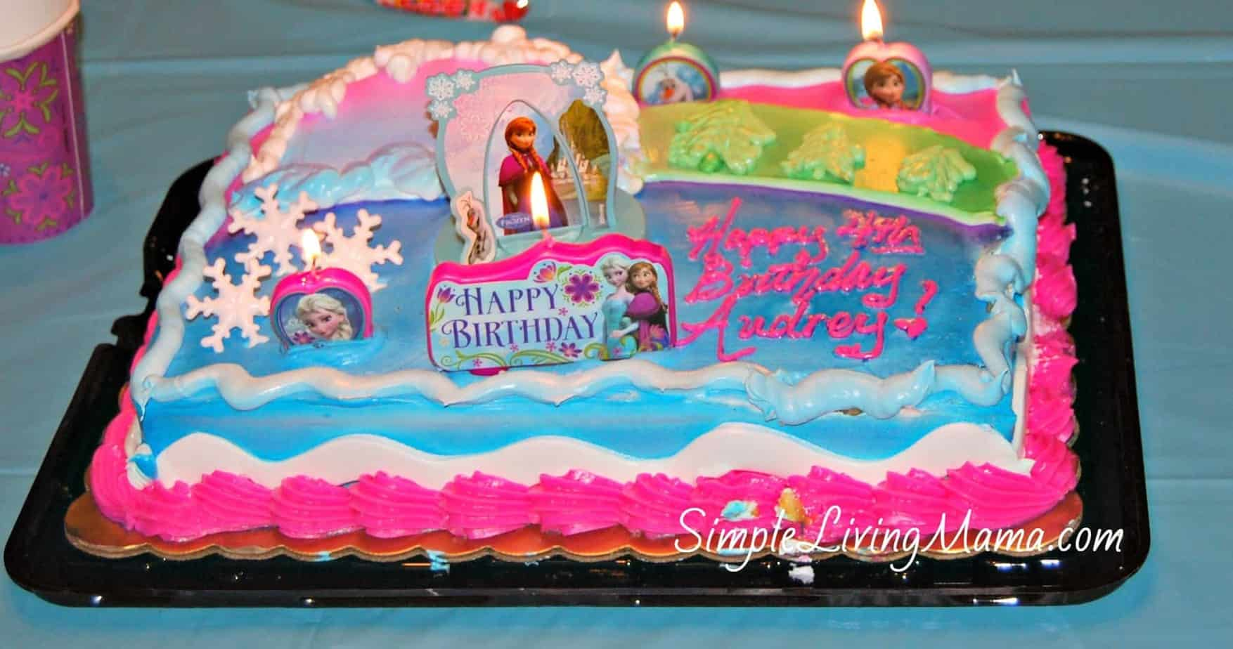 Kroger Kids Birthday Cakes