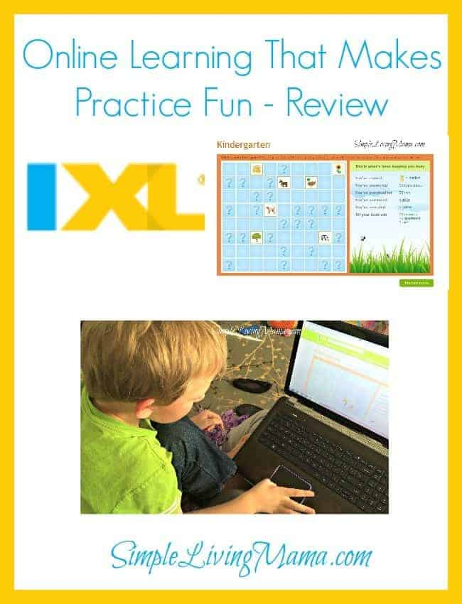 Online Learning That Makes Practice Fun! I simplelivingmama.com