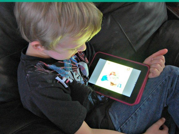 Our Favorite Educational Apps for Kindergarten on the Kindle Fire