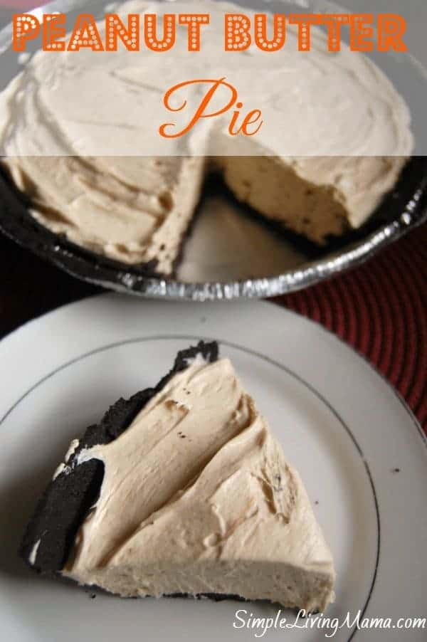 Peanut-butter-pie