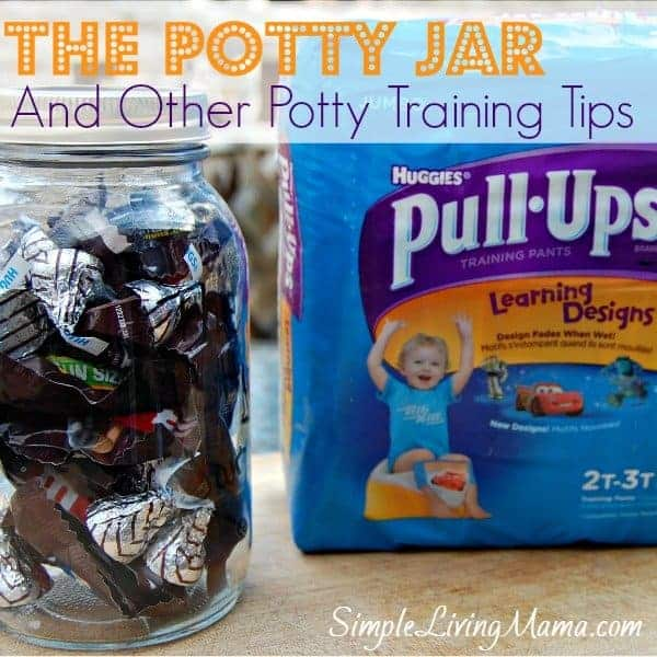 the potty jar