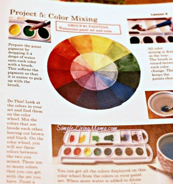 Our Favorite Art Curriculum for the Elementary Years – Review