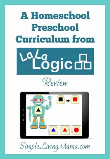 A Homeschool Preschool Curriculum – Review