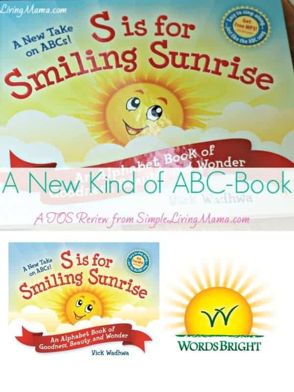 A New Kind of ABC-Book – Review