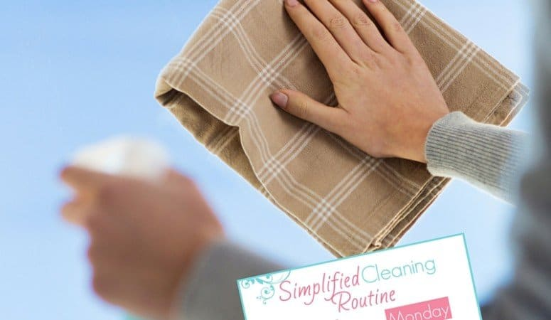 Create a Cleaning Routine That Works – Free Printable!