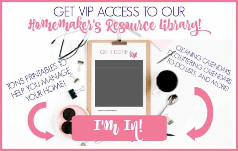 Homemaker's Resource Library