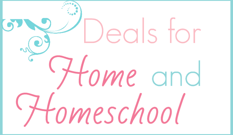 Deals for Home and Homeschool #2
