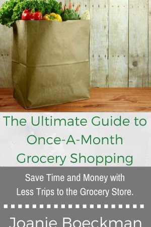 The Ultimate Guide to Once A Month Grocery Shopping