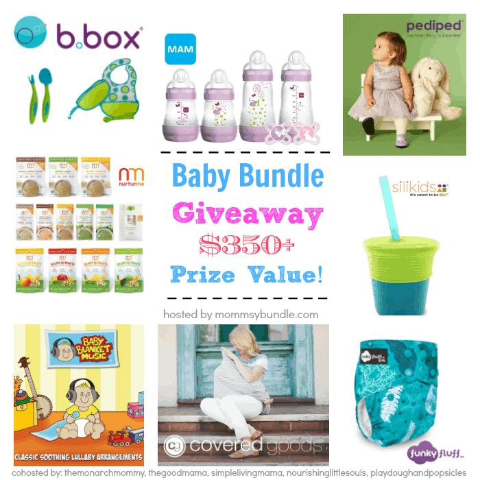 Baby Bundle Giveaway Image