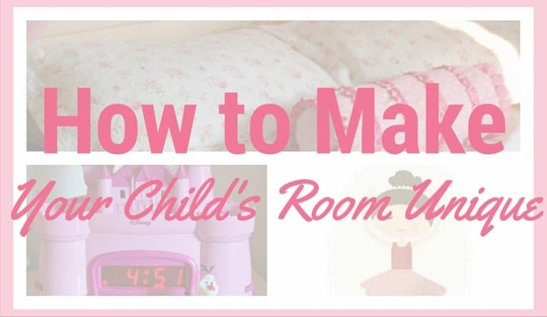 How To Decorate a Child's Room and Make It Unique