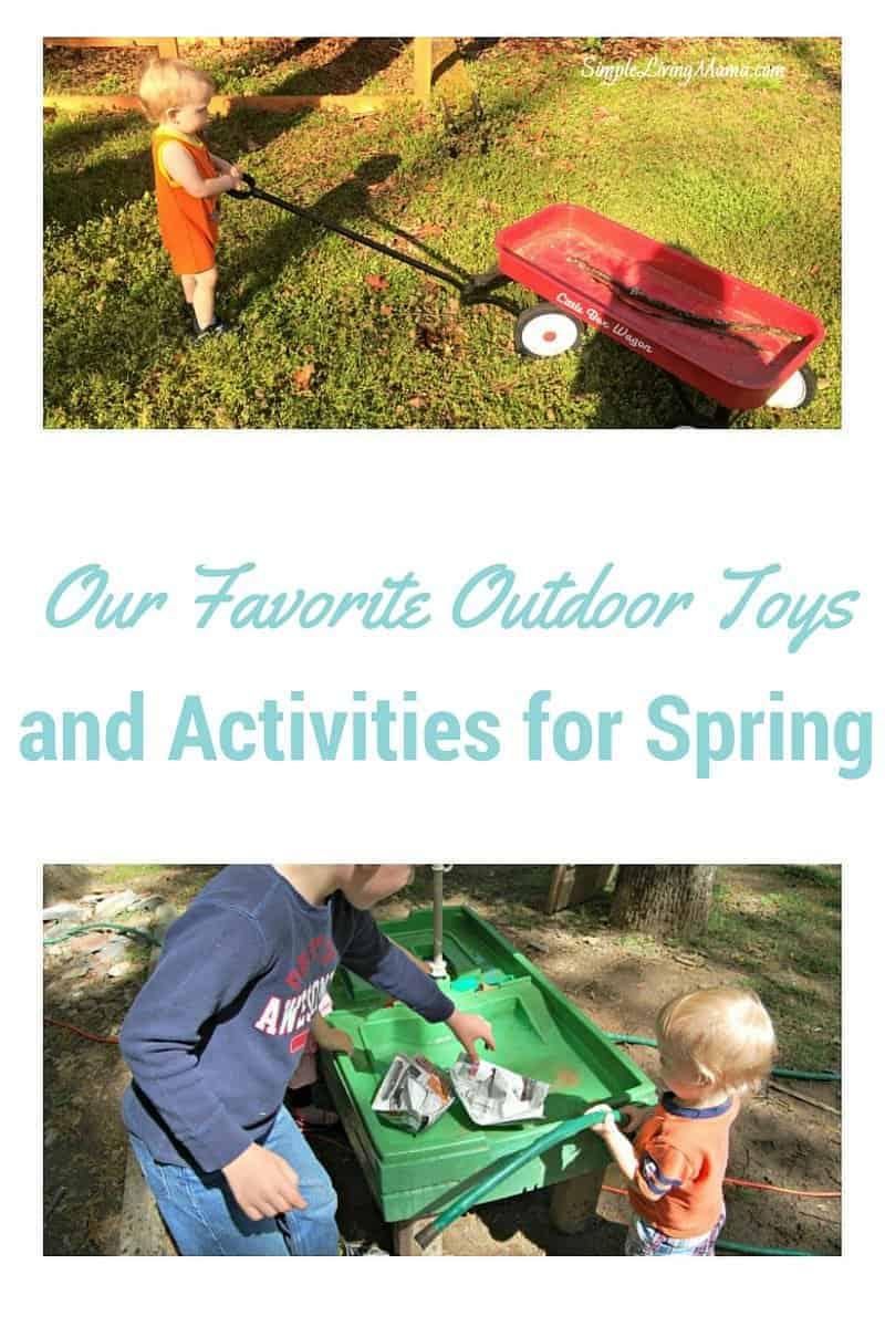 Our Favorite Outdoor Activities