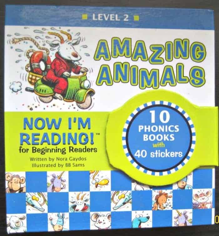 Now I'm Reading Level 2 Beginning Readers