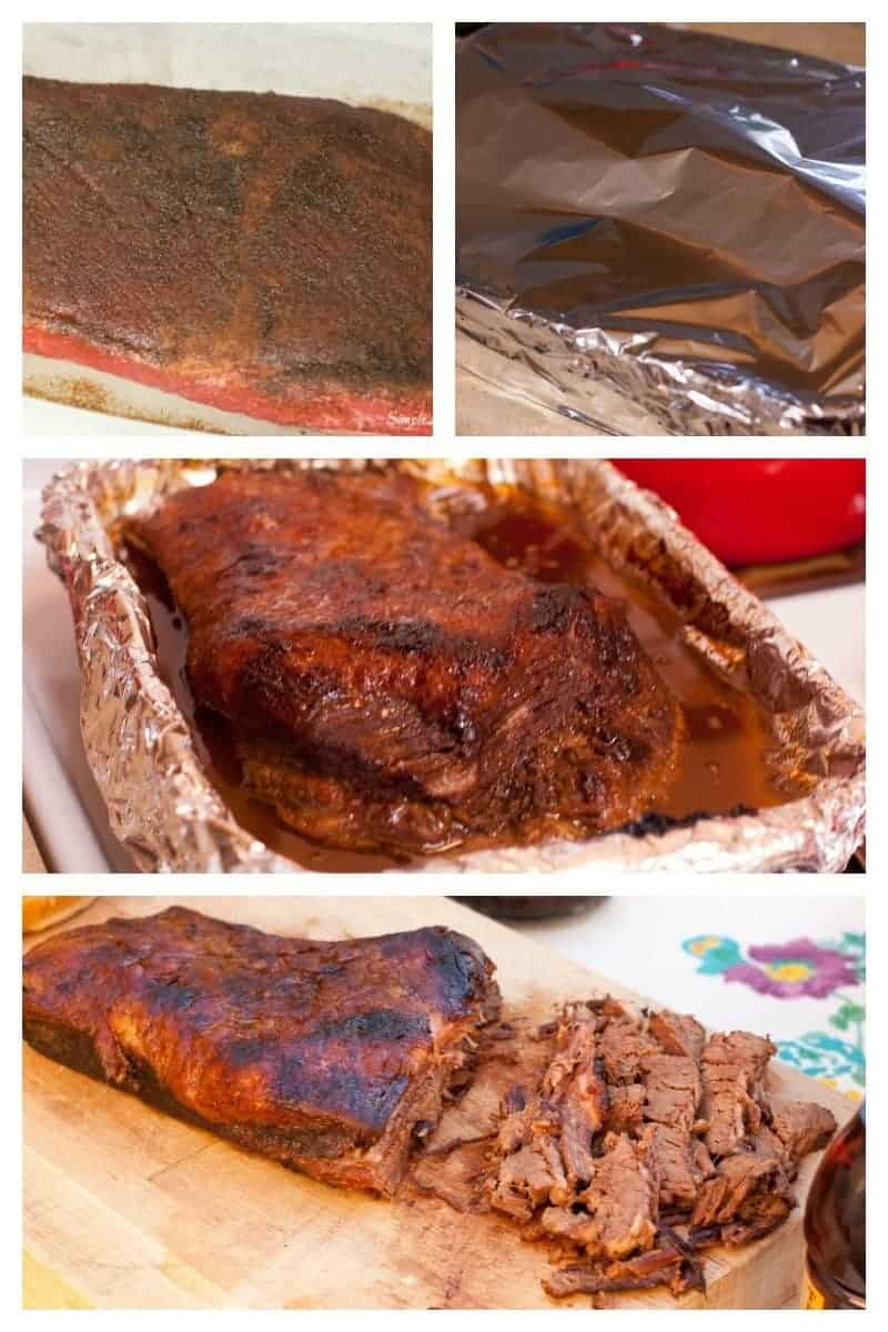 how to make brisket