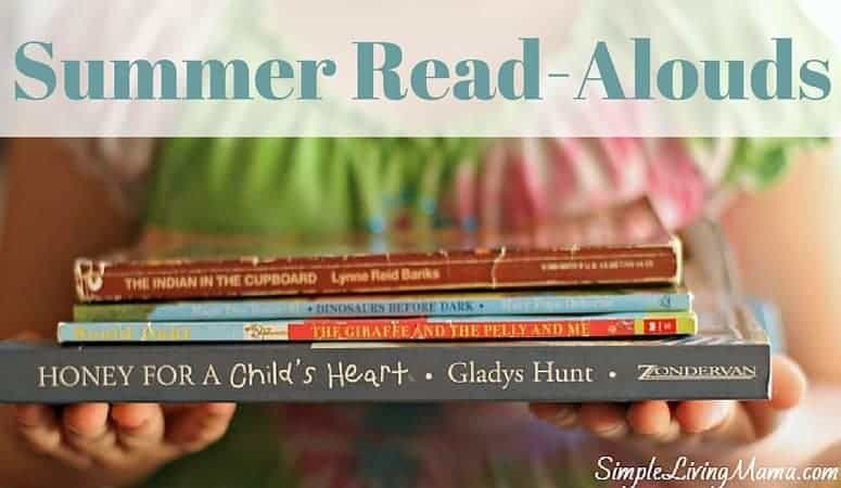 Summer Read-Alouds for Kids