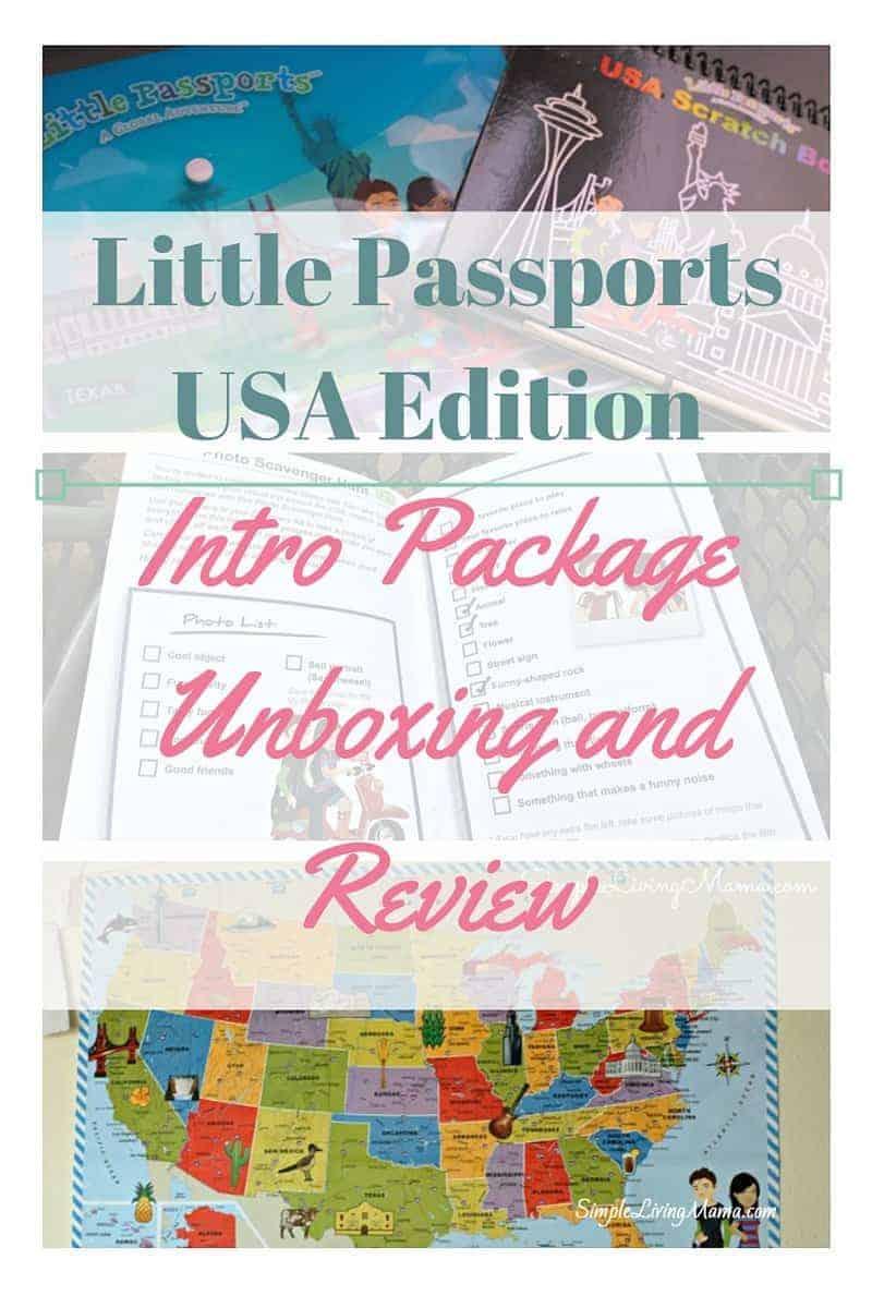 Little Passports USA Edition