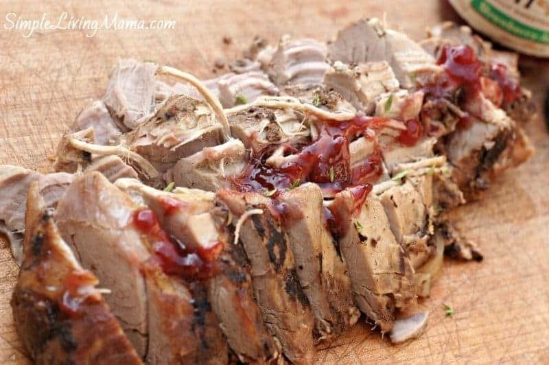 Yummy pork tenderloin