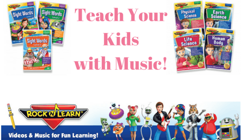 Teach Your Kids with Music!