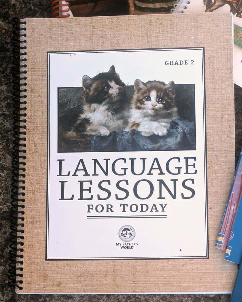 langauge lessons for today