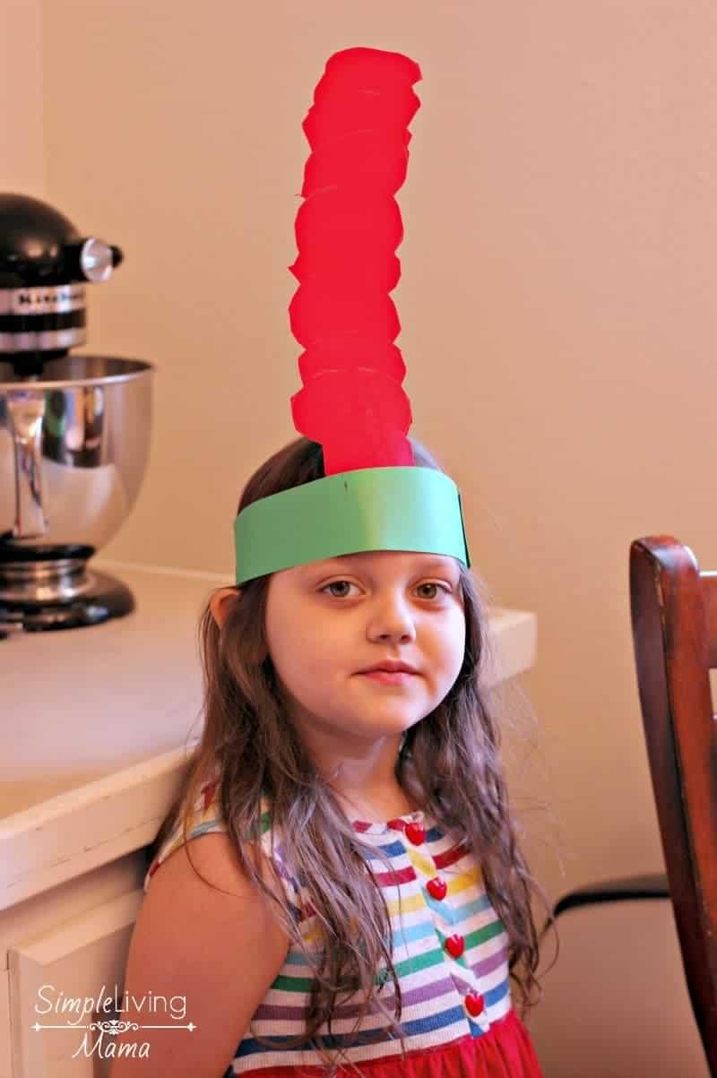 Apples Up On Top Headband