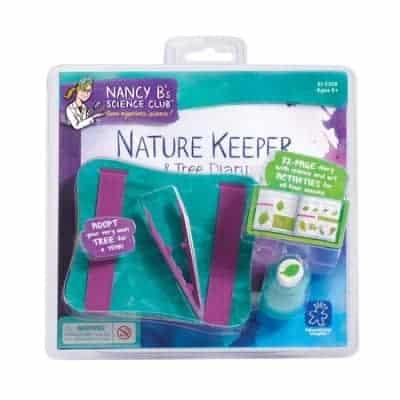 Nature Keeper Tree Tracker