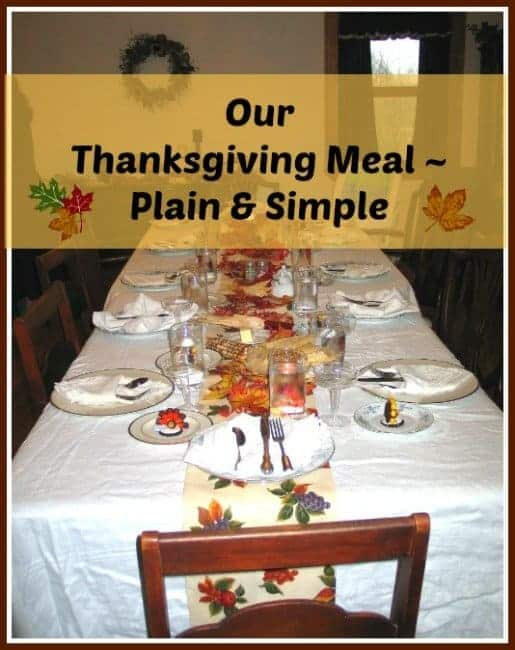 Thanksgiving menu list ideas for your thanksgiving meal for List of things for thanksgiving dinners