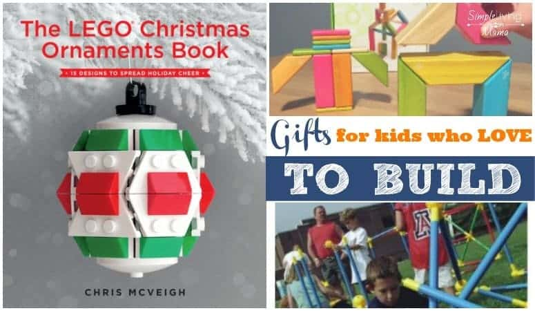 Gifts for Kids Who Love to Build