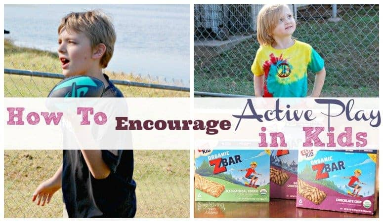 how to encourage active play