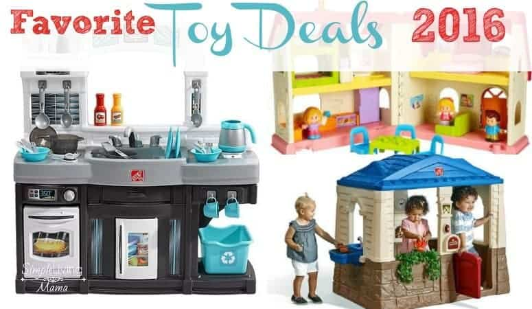 My Favorite Toy Deals for Preschoolers and Early Elementary Kids