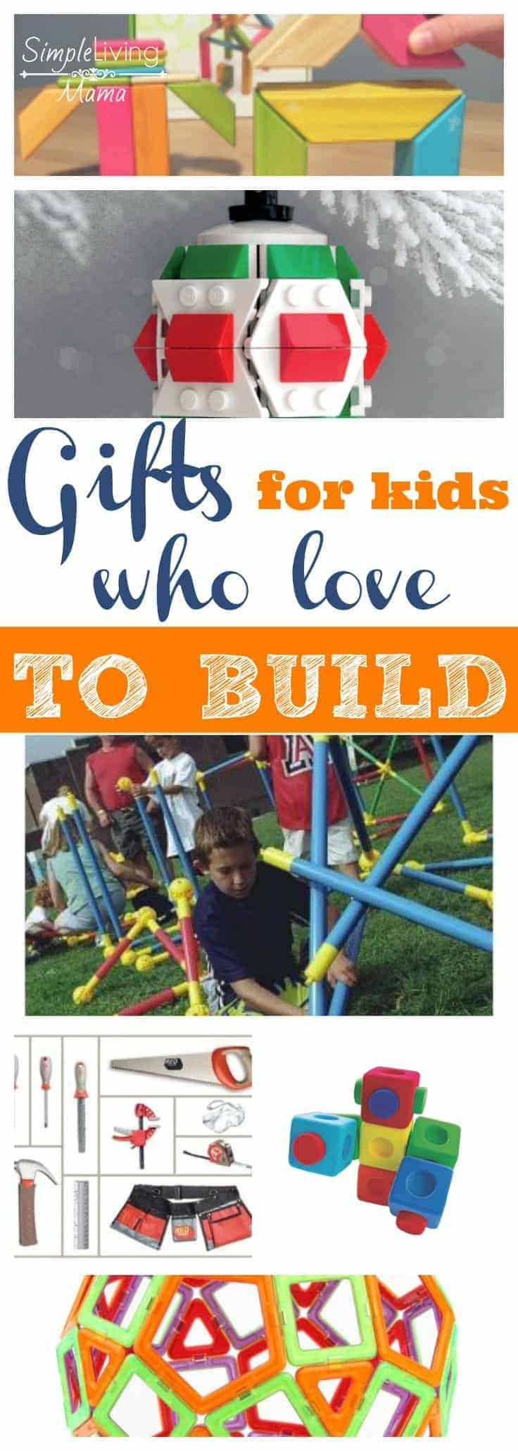 Does your kid love to take things apart just to put them back together? Does he love to build awesome creations? Find the perfect gifts for kids who love to build here!