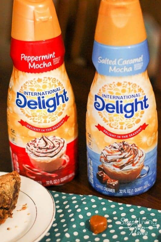 Goes great with coffee and International Delight Creamer.